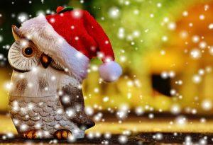 Comprar Buhos navideños