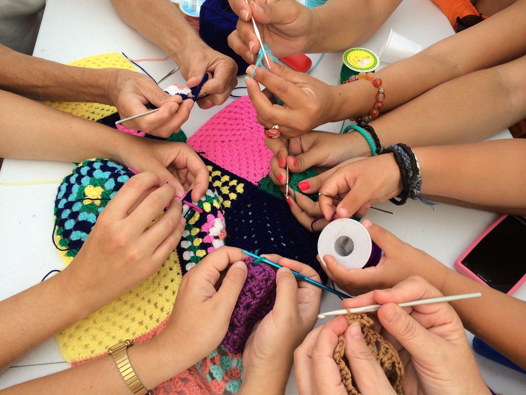 Crochet y buhos amigurumi